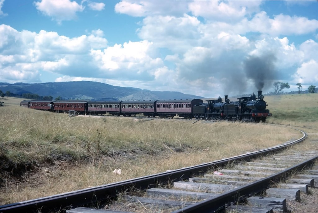 Paul Ballard Collection Oberon Tarana Heritage Railway 5