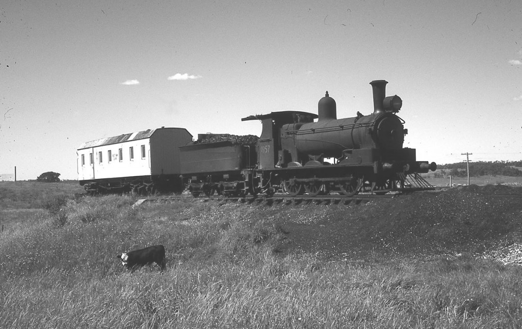 Graham Stanley Collection Oberon Tarana Heritage Railway 9