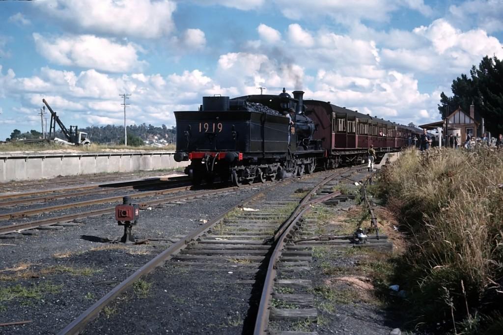 Paul Ballard Collection Oberon Tarana Heritage Railway 6