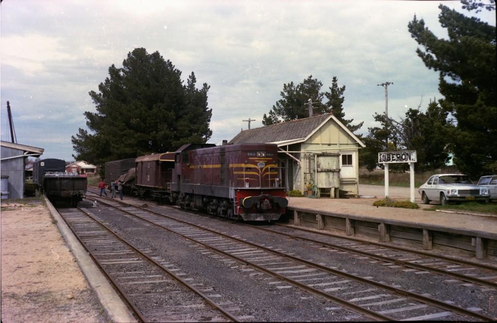 Dennis O'Brien Collection Oberon Tarana Heritage Railway 2