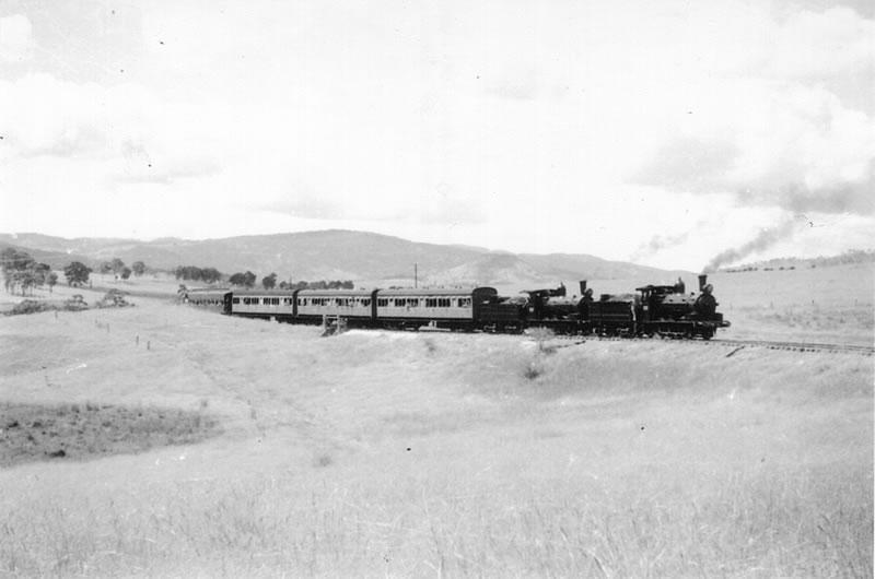 Dennis O'Brien Collection Oberon Tarana Heritage Railway 8