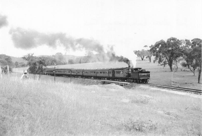 Dennis O'Brien Collection Oberon Tarana Heritage Railway 9