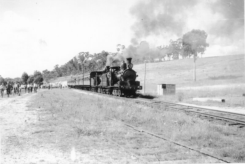 Dennis O'Brien Collection Oberon Tarana Heritage Railway 10