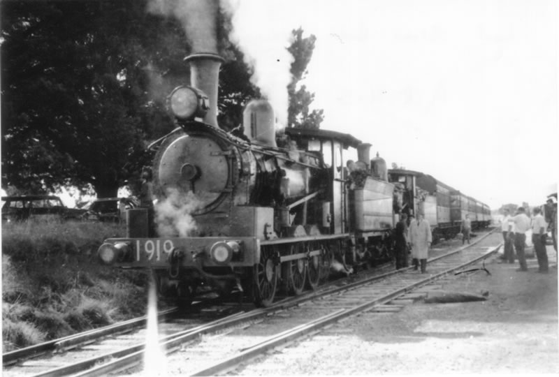 Dennis O'Brien Collection Oberon Tarana Heritage Railway 11
