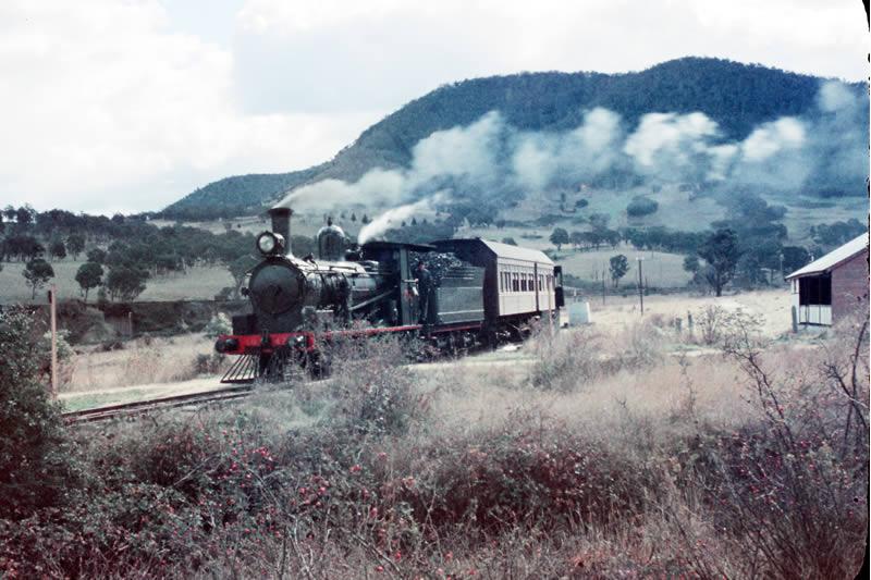 Dennis O'Brien Collection Oberon Tarana Heritage Railway 13
