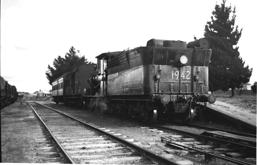 Dennis O'Brien Collection Oberon Tarana Heritage Railway 58