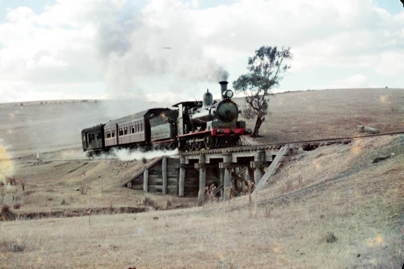 Dennis O'Brien Collection Oberon Tarana Heritage Railway 14