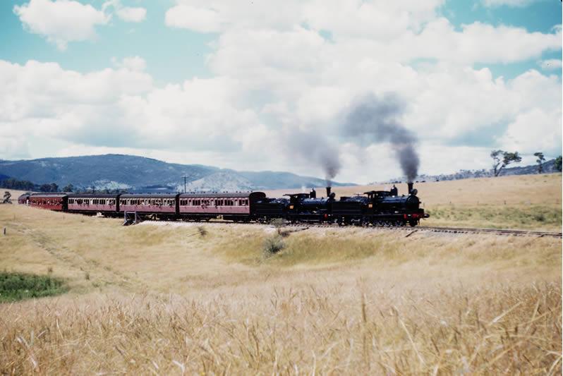 Dennis O'Brien Collection Oberon Tarana Heritage Railway 15
