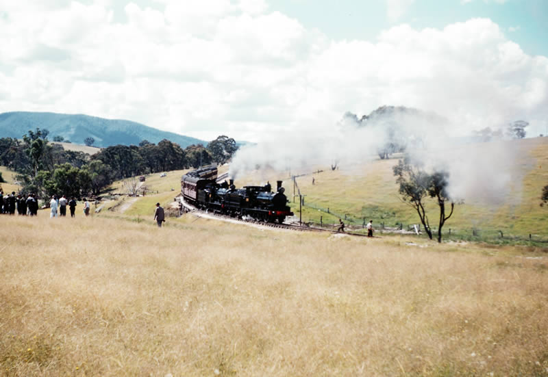 Dennis O'Brien Collection Oberon Tarana Heritage Railway 16