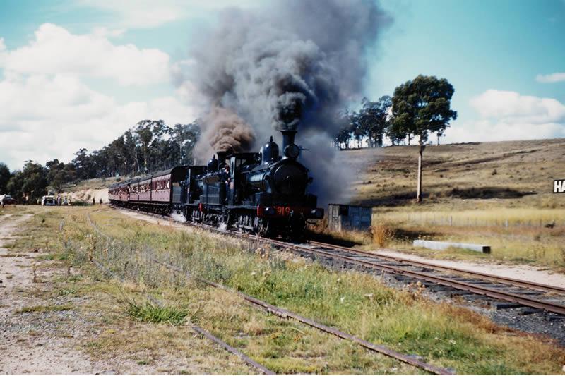 Dennis O'Brien Collection Oberon Tarana Heritage Railway 17