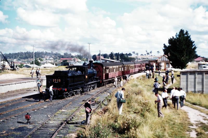 Dennis O'Brien Collection Oberon Tarana Heritage Railway 18