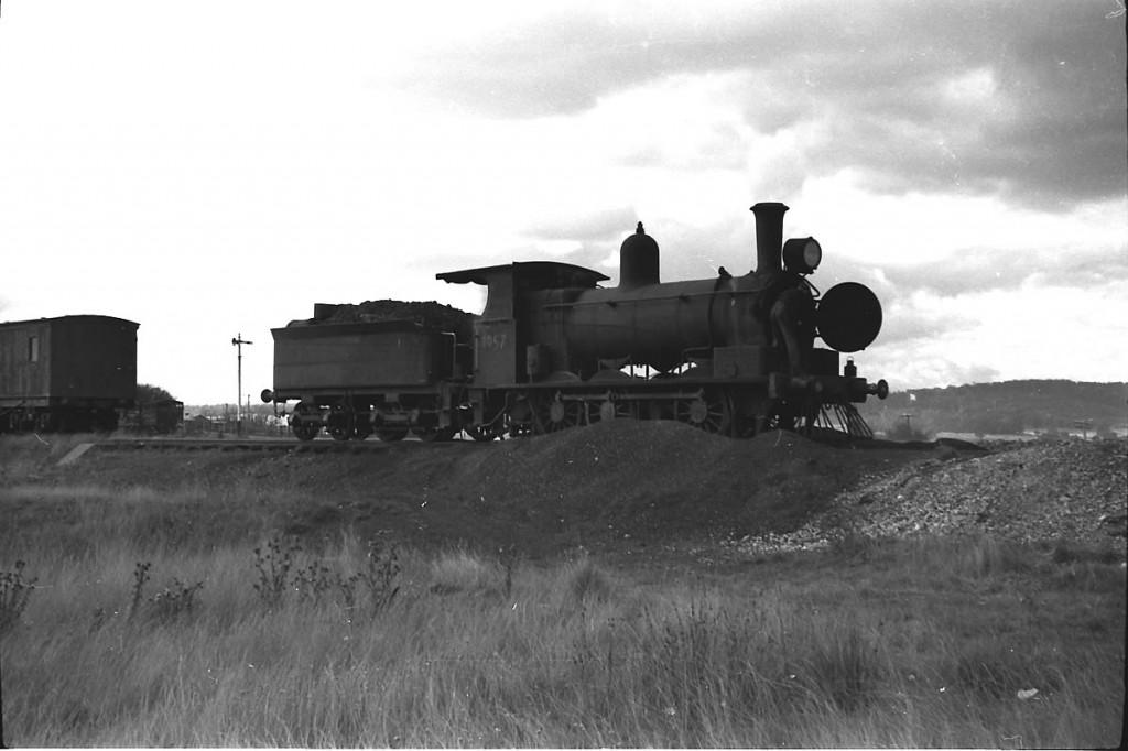 Dennis O'Brien Collection Oberon Tarana Heritage Railway 25