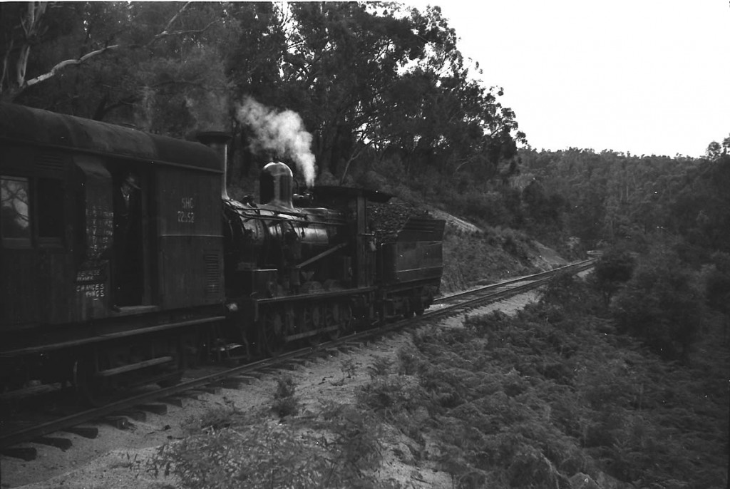 Dennis O'Brien Collection Oberon Tarana Heritage Railway 34