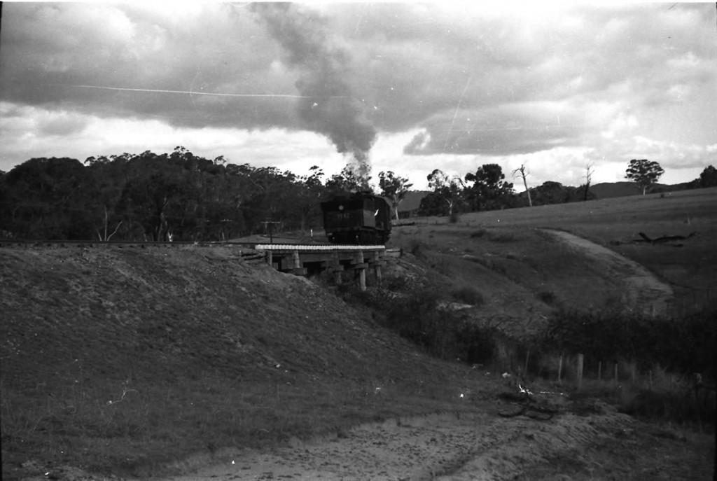 Dennis O'Brien Collection Oberon Tarana Heritage Railway 35
