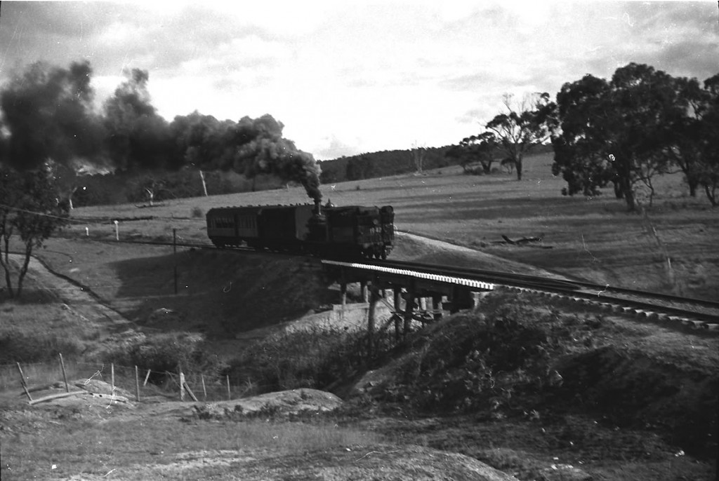 Dennis O'Brien Collection Oberon Tarana Heritage Railway 36