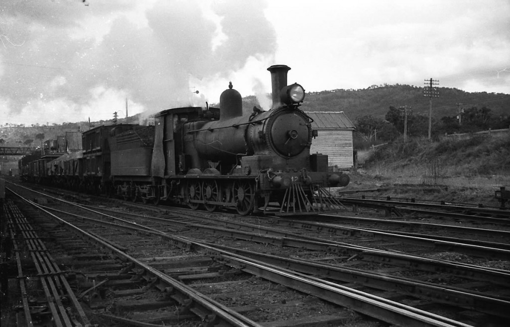 Dennis O'Brien Collection Oberon Tarana Heritage Railway 38