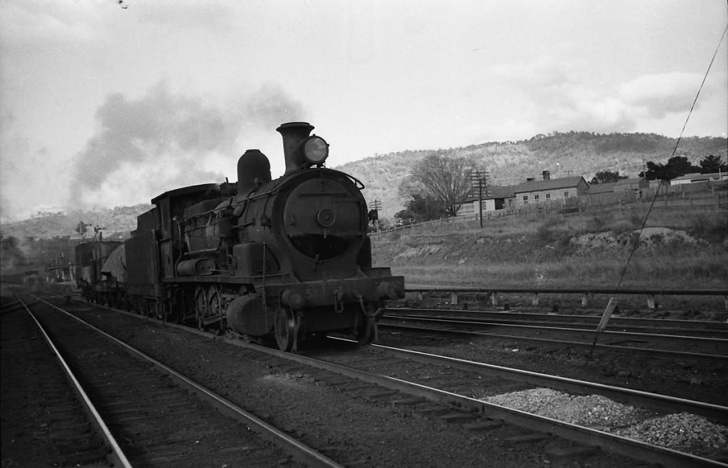 Dennis O'Brien Collection Oberon Tarana Heritage Railway 40