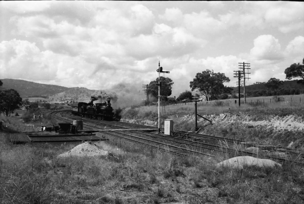 Dennis O'Brien Collection Oberon Tarana Heritage Railway 45