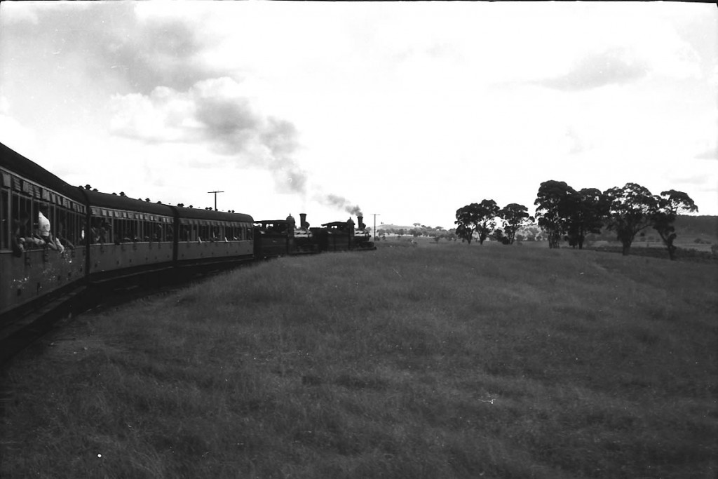 Dennis O'Brien Collection Oberon Tarana Heritage Railway 46