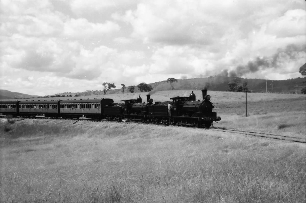 Dennis O'Brien Collection Oberon Tarana Heritage Railway 47