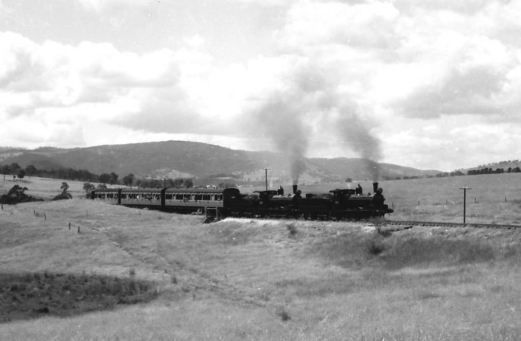 Dennis O'Brien Collection Oberon Tarana Heritage Railway 48