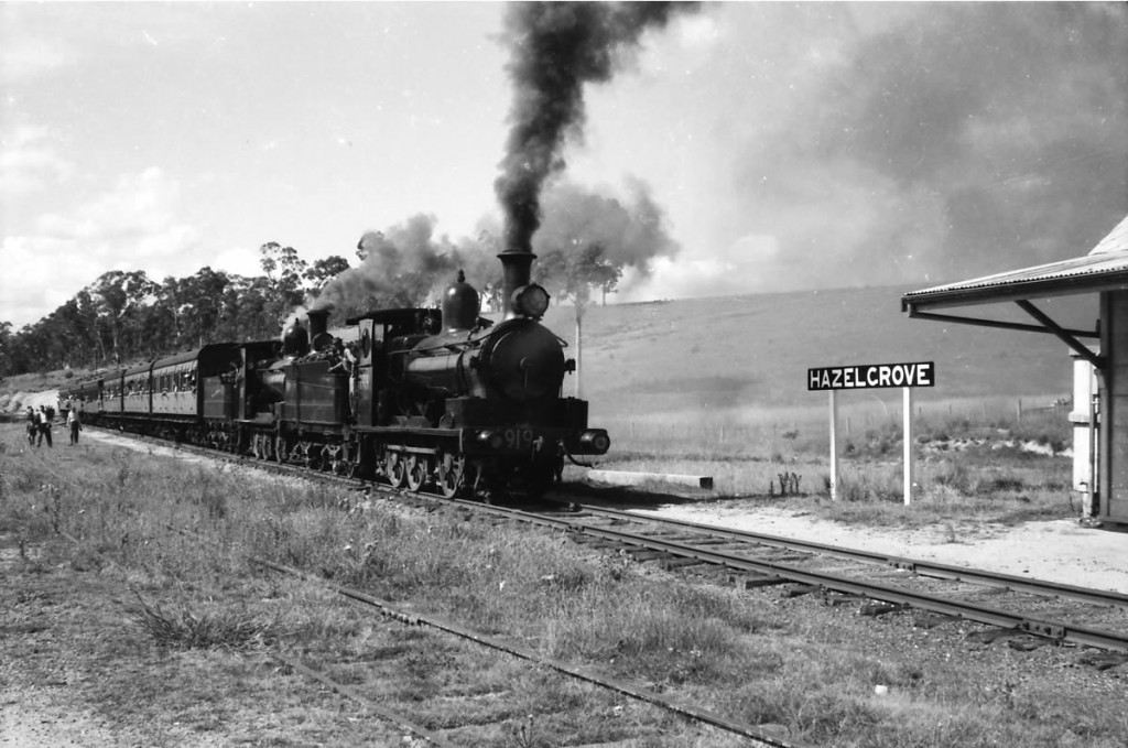 Dennis O'Brien Collection Oberon Tarana Heritage Railway 49