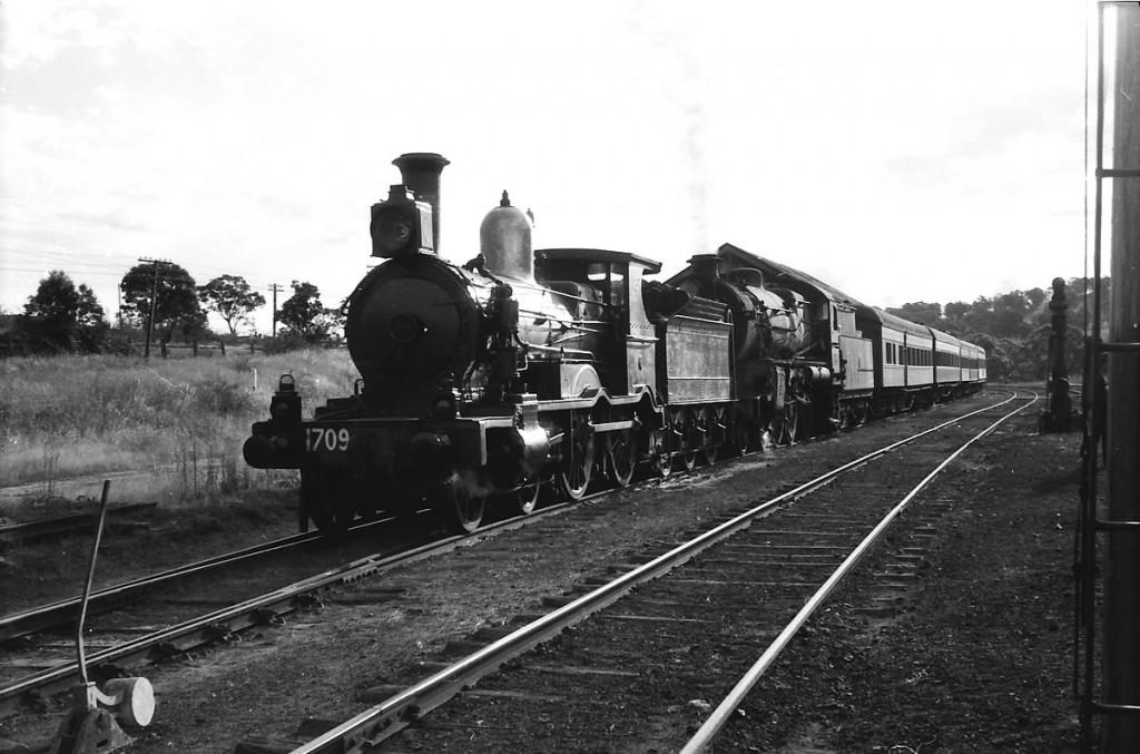 Dennis O'Brien Collection Oberon Tarana Heritage Railway 50