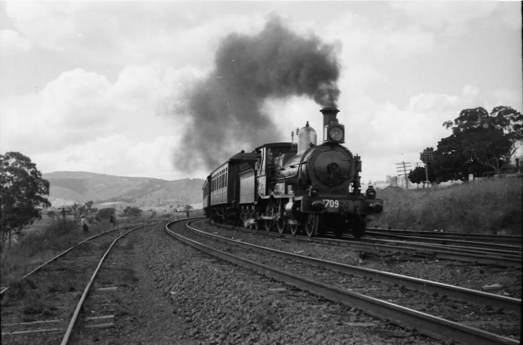 Dennis O'Brien Collection Oberon Tarana Heritage Railway 51