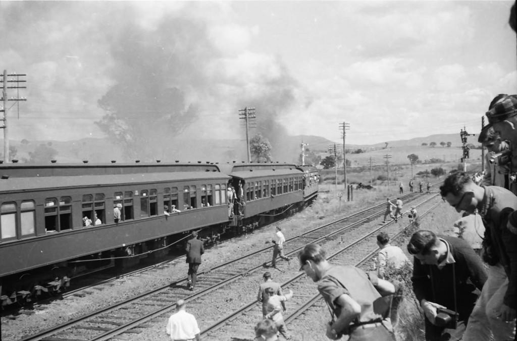 Dennis O'Brien Collection Oberon Tarana Heritage Railway 52