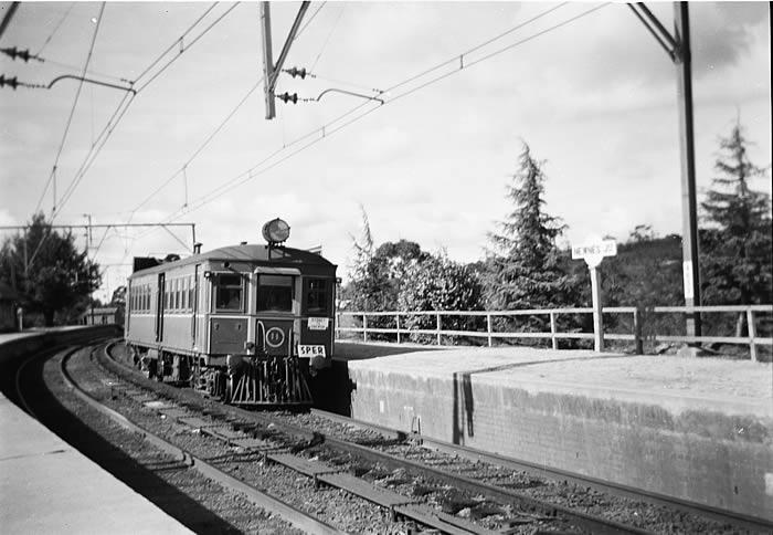 Dennis O'Brien Collection Oberon Tarana Heritage Railway 56