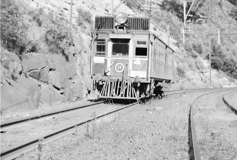 Dennis O'Brien Collection Oberon Tarana Heritage Railway 57