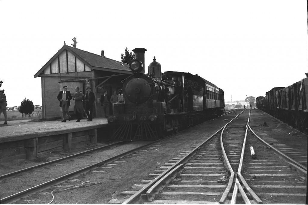 Dennis O'Brien Collection Oberon Tarana Heritage Railway 29