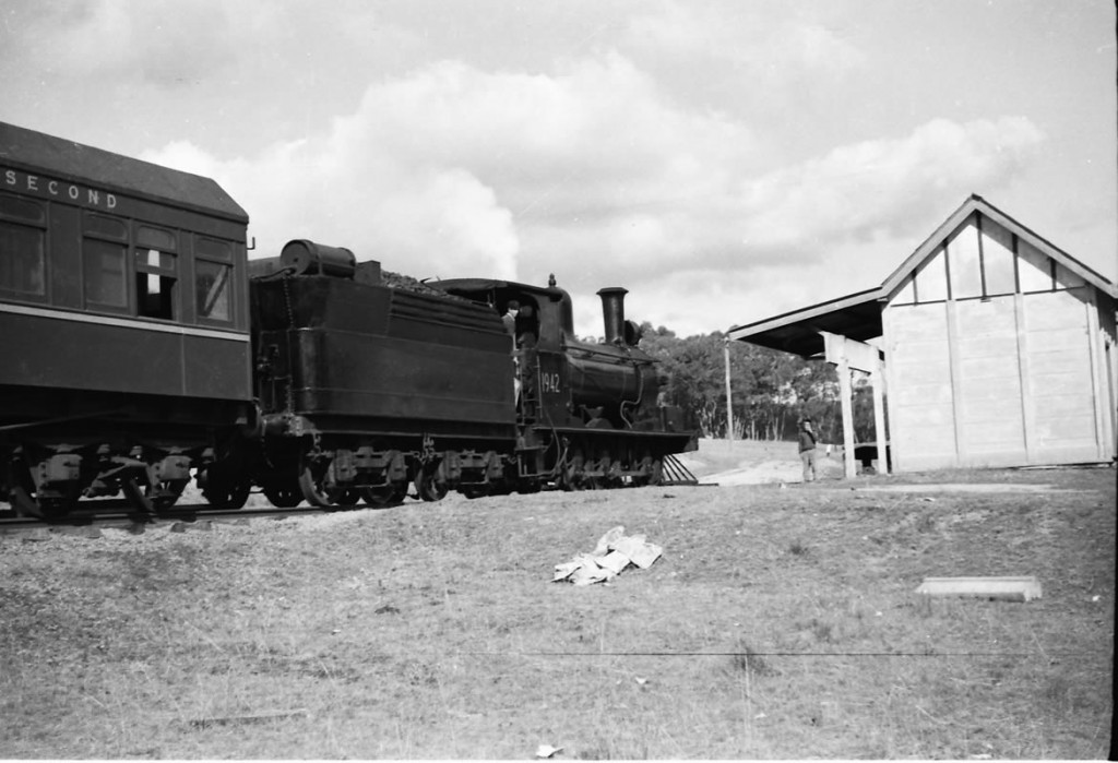 Dennis O'Brien Collection Oberon Tarana Heritage Railway 33
