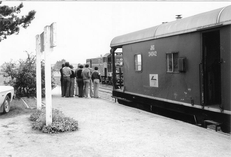 Dennis O'Brien Collection Oberon Tarana Heritage Railway 5