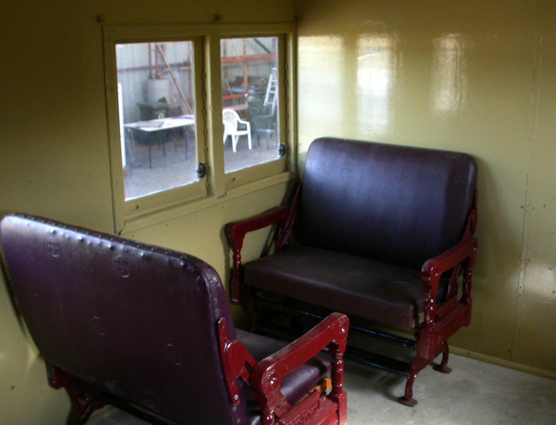 Wagons Oberon Tarana Heritage Railway 17