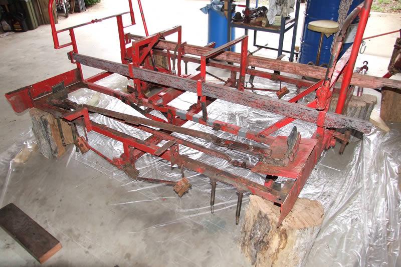 Track Maintenance Vehicles Oberon Tarana Heritage Railway 16