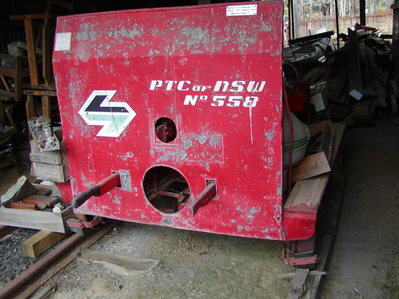Track Maintenance Vehicles Oberon Tarana Heritage Railway 10