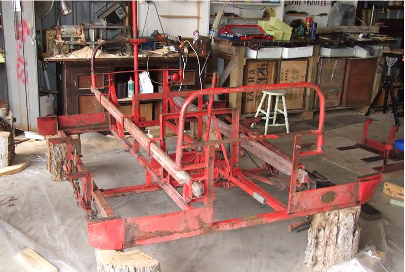 Track Maintenance Vehicles Oberon Tarana Heritage Railway 14