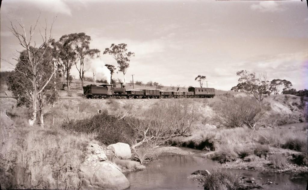 Ron Preston Collection Oberon Tarana Heritage Railway 3