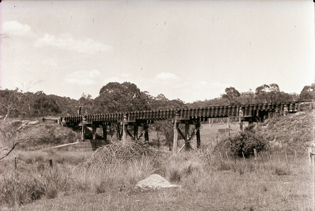 Ron Preston Collection Oberon Tarana Heritage Railway 2