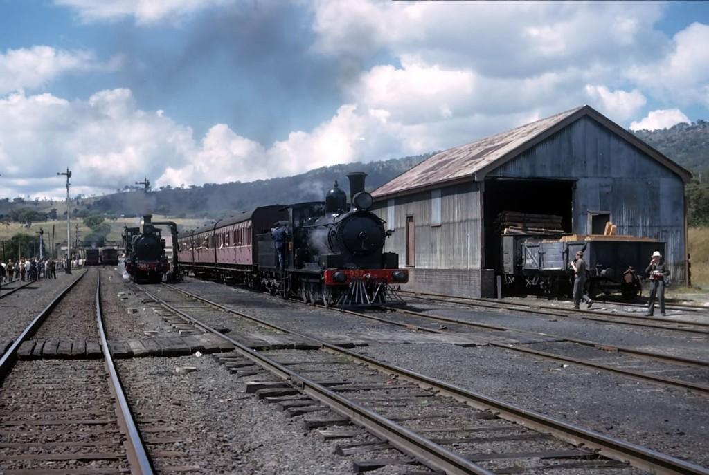 Paul Ballard Collection Oberon Tarana Heritage Railway 9