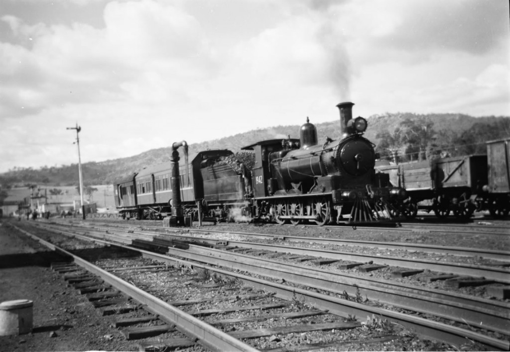 Dennis O'Brien Collection Oberon Tarana Heritage Railway 67