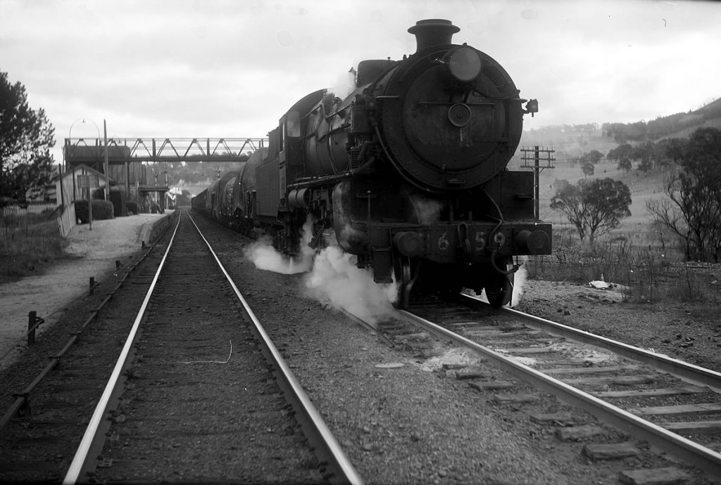 Dennis O'Brien Collection Oberon Tarana Heritage Railway 68