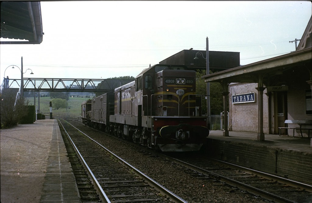 Dennis O'Brien Collection Oberon Tarana Heritage Railway 70