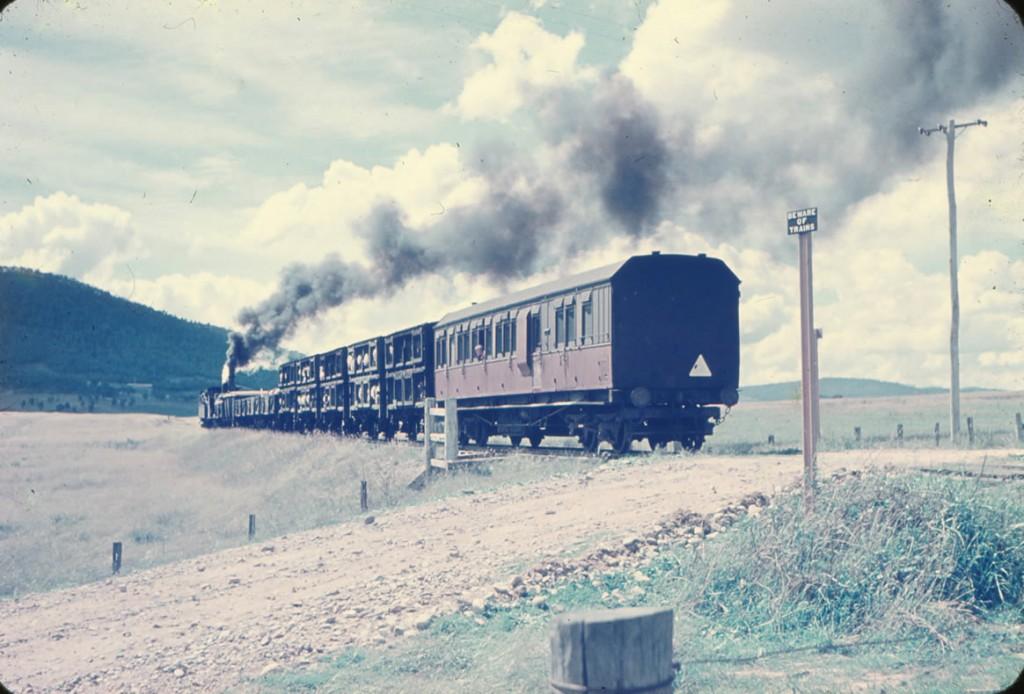 Ron Preston Collection Oberon Tarana Heritage Railway 9