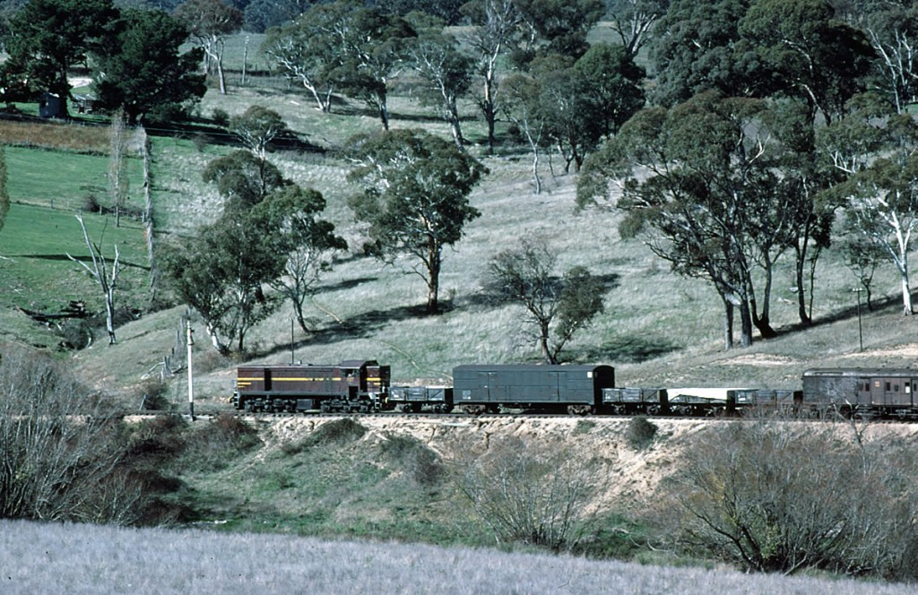Bob Winch Collection Oberon Tarana Heritage Railway 10