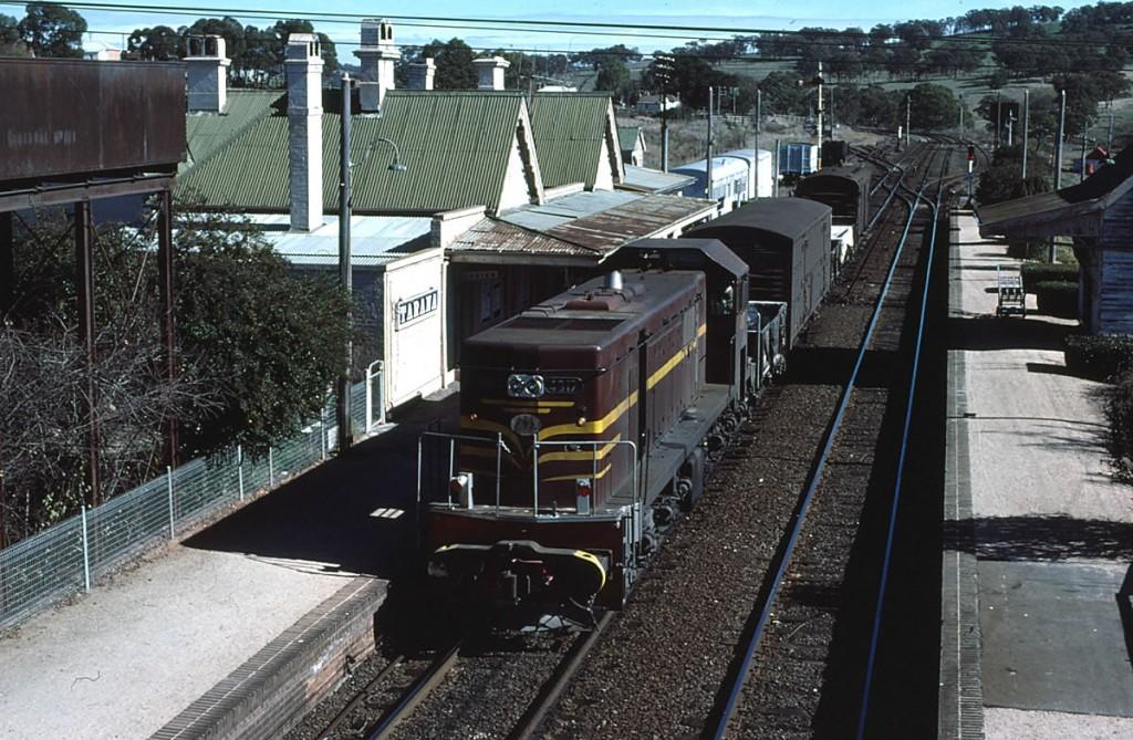 Bob Winch Collection Oberon Tarana Heritage Railway 11