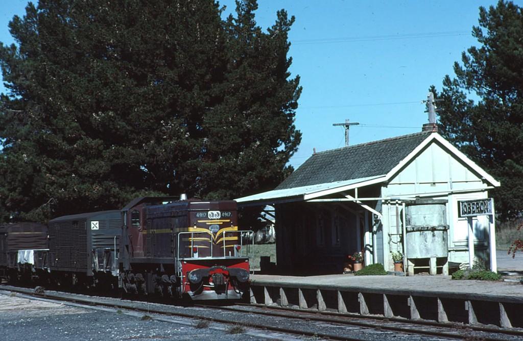 Bob Winch Collection Oberon Tarana Heritage Railway 3