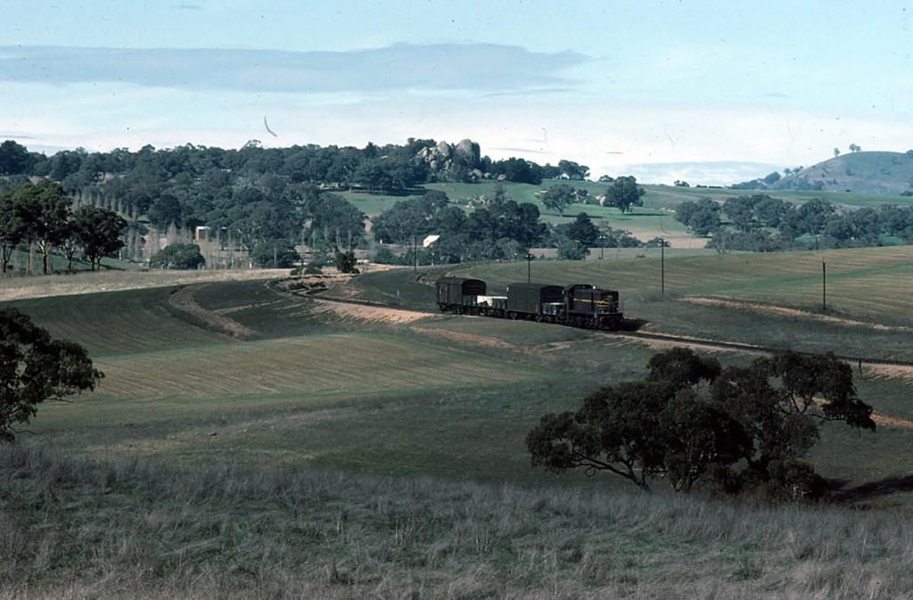 Bob Winch Collection Oberon Tarana Heritage Railway 7