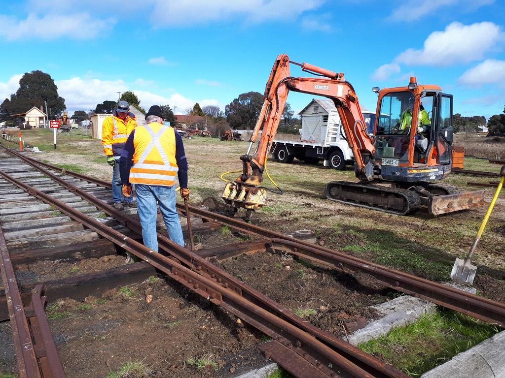 News / What's On   Oberon Tarana Heritage Railway